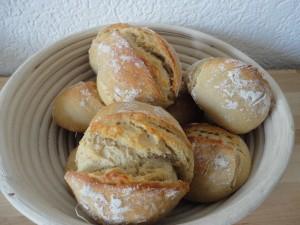 Kartoffelbrötchen I