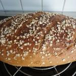 Haferflocken-Brot